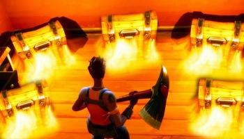 Fortnite Battle Royale: saiba onde encontrar os baús escondidos!