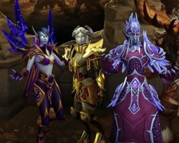 Conheça as novas raças aliadas em WoW: Batalha por Azeroth!