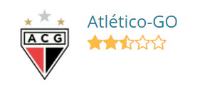 Atlético-GO Fifa 18