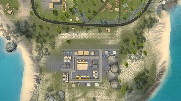 Estação Nuclear Free Fire