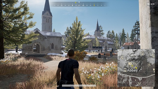 abbey vikendi
