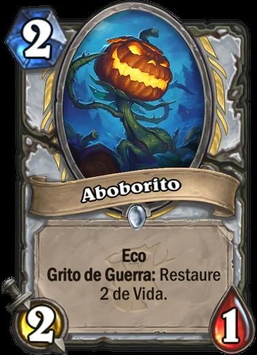 Aboborito - Hearthstone
