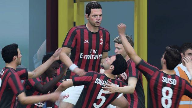 AC Milan Modo Carreira - Fifa 18