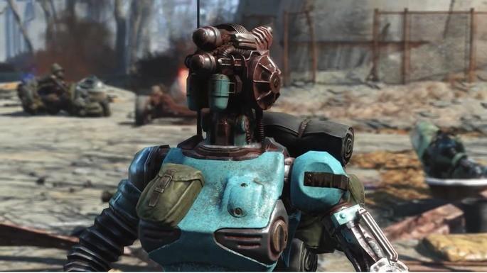 Ada Fallout 4
