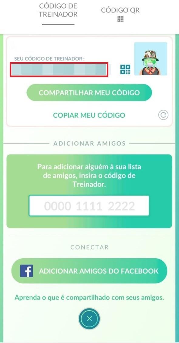 Amizade - Pokémon GO