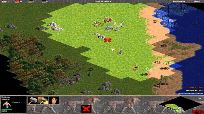 Age of Empires 1 PC