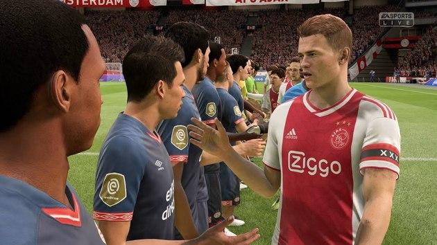Ajax - Modo Carreira FIFA 19