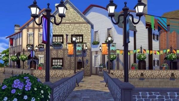vila francesa