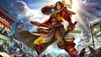 Aprenda a jogar com Amaterasu, a deusa japonesa de SMITE