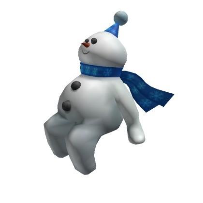 Amigo da neve - Roblox promocodes