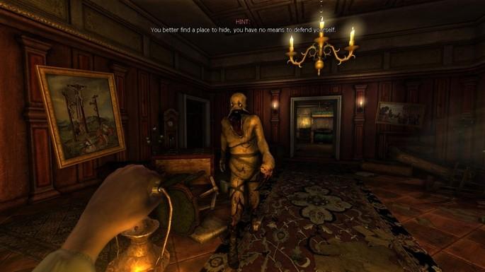Amnesia: The Dark Descent PC