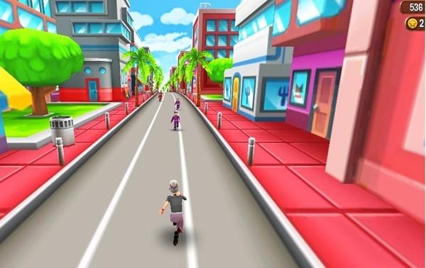 Angry Gran Run - Jogos parecidos com Subway Surfers