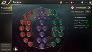 Super guia de Arcana em Arena of Valor