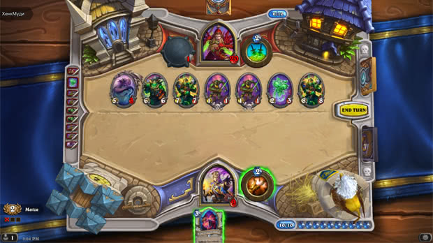 Dicas Hearthstone Arena