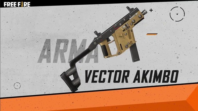vector free fire