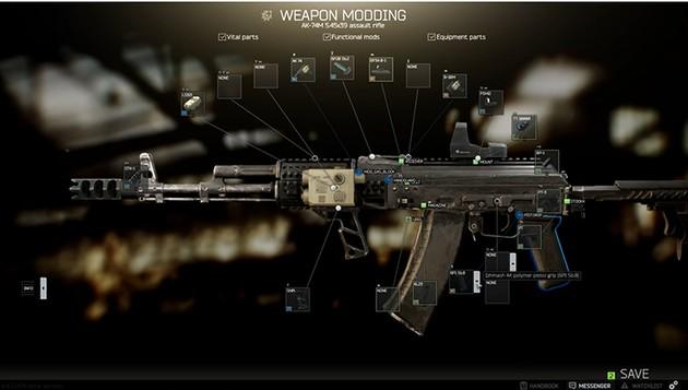 armamento eft