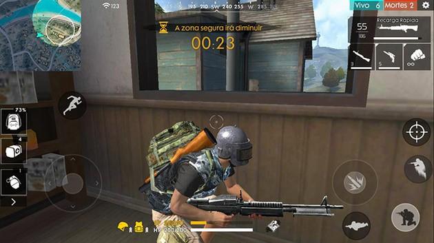 M60 Free Fire