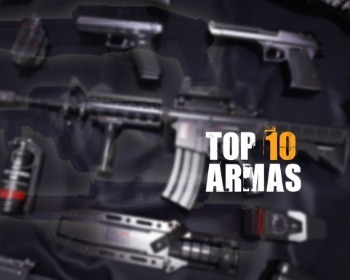Top 10 armas de maior dano no Free Fire