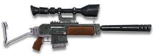 Automatica Sniper Rifle