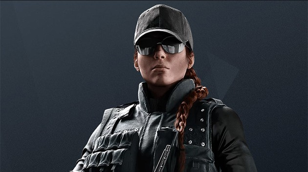 ASH FBI Rainbow Six
