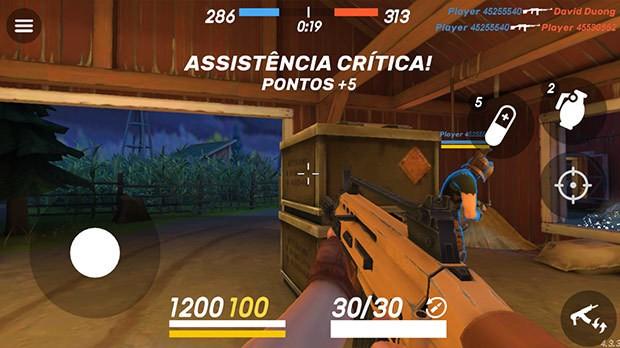 Assistencias Guns of Boom