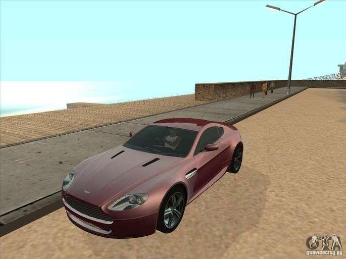 Aston Martin V8 GTA SA
