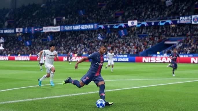 Atributos jogadores rápidos FIFA 20