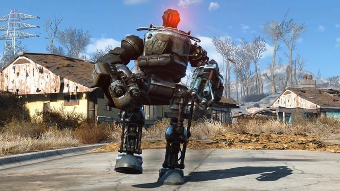 Automatron Fallout 4