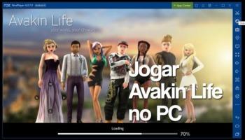Aprenda como jogar Avakin Life no PC sem complicações!