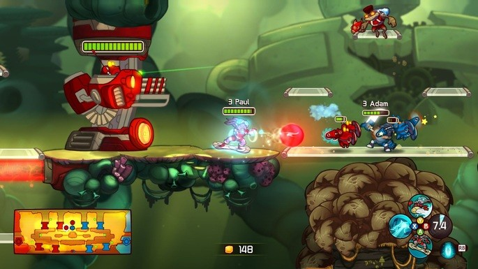 Awesomenauts - PC Fraco - Steam