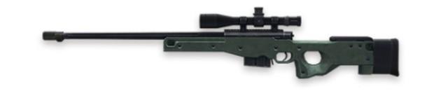 Sniper Free Fire AWM