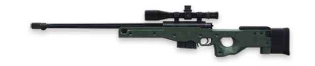 AWM Sniper FFB