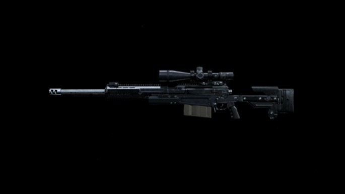 Mejores armas Call of Duty Warzone - AX-50
