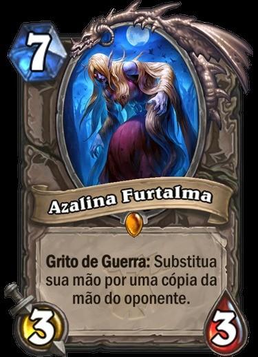 Azalina Furtalma - Hearthstone