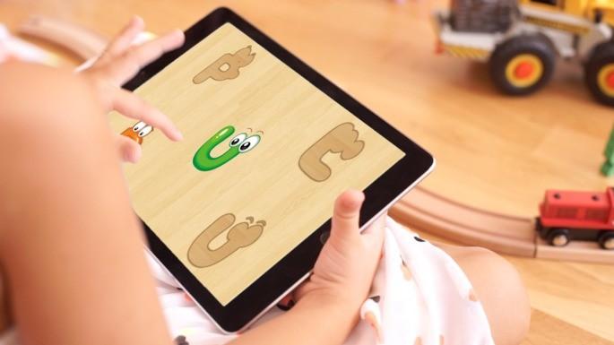 Jogos para crianças e bebês