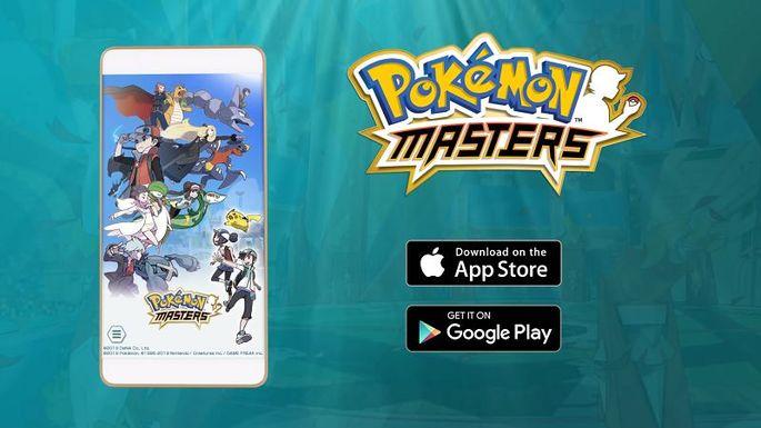 Baixar Pokémon Masters