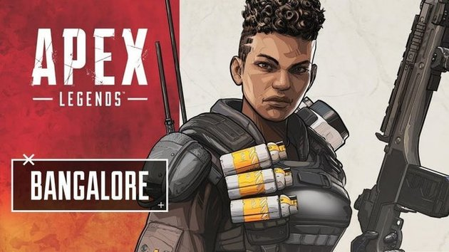 Bangalore - Apex Legends