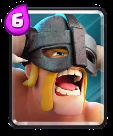 Bárbaros de Elite - Clash Royale