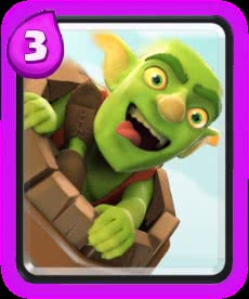 Barril de Goblins - Clash Royale