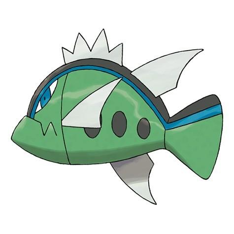 Basculin Azul - Pokémon GO - Regionais