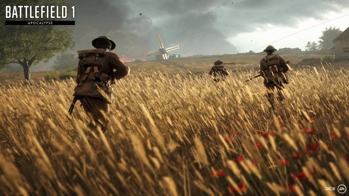 Battlefield 1 online