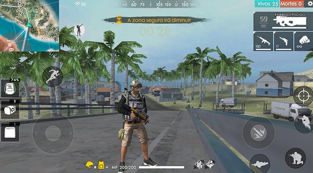 Free Fire Battle Royale
