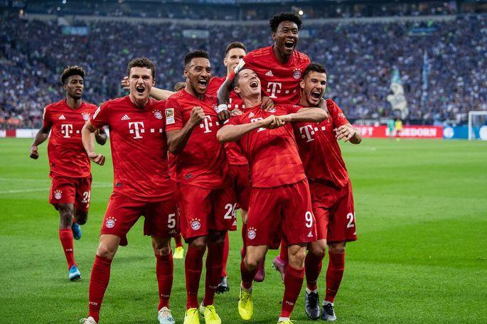 Bayern de Munique FIFA 20 Modo Carreira