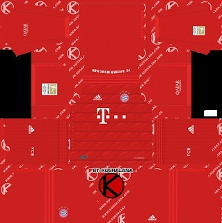 Bayern Dream League Soccer kit