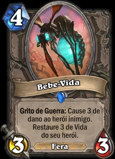 Bebe-Vida - Hearthstone