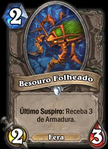 Besouro Folheado