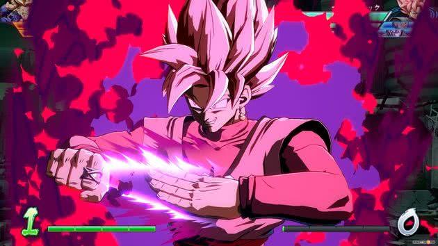 Black Goku - Dragon Ball Fighter Z
