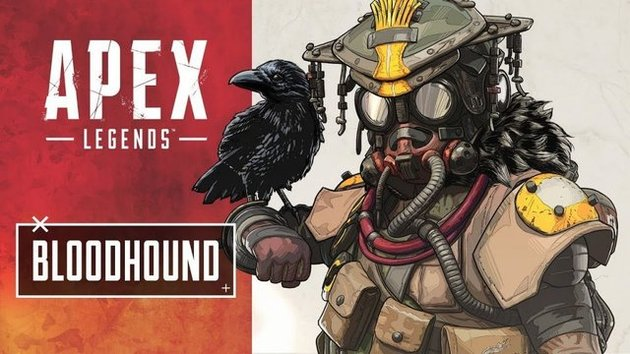 Bloodhound - Apex Legends