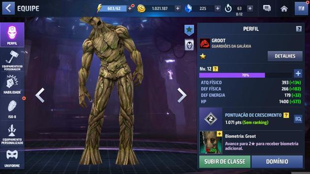 MFF: Groot