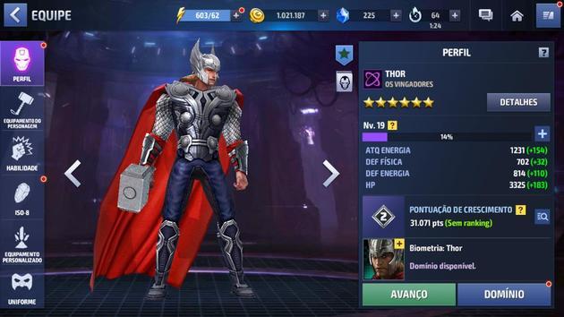 MFF: Thor